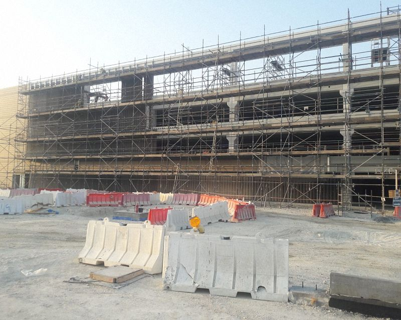 Bahrain International Airport Project